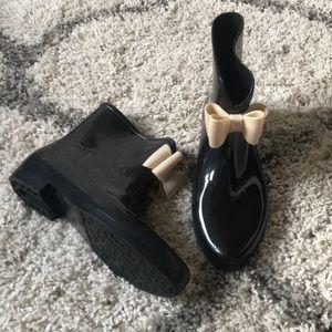Adorable Mini Bow Rainboots 🎀 EU 40 FITS US 8/9